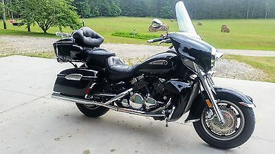 2007 Yamaha Royal Star  2007 Yamaha Royal Star Midnight Venture
