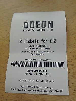 odeon how to cancel ticket