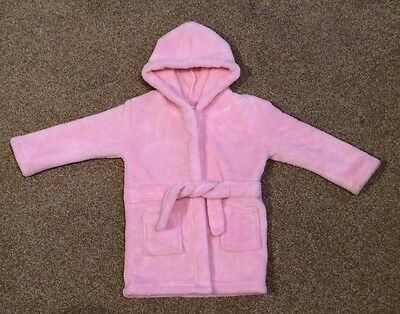 Earlydays Girls 12-18 Month Dressing Gown
