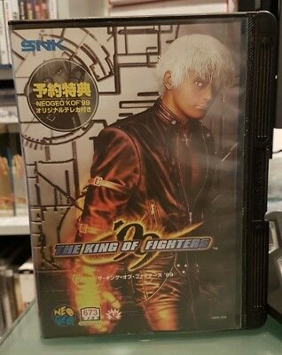 The King Of Fighters 99  - Snk Neo Geo Neogeo Aes Japan