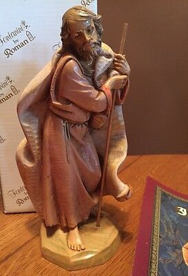 "Joseph #72811 - Fontanini Signature Collection 7.5"" Nativity Figure w/box"