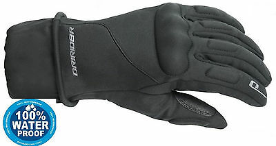 DRIRIDER Motorcycle gloves Winter Waterproof New! SM Med Lg XL 2XL 3XL Road