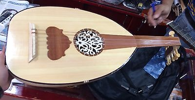 Brand new OUD Arabic instrument with free bag and pick Arabic Egyptian Turkish