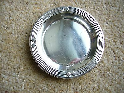Pair Of Small Silver Plated Wmf Trays