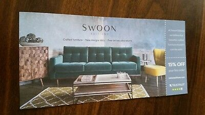 swoon editions 15% off voucher