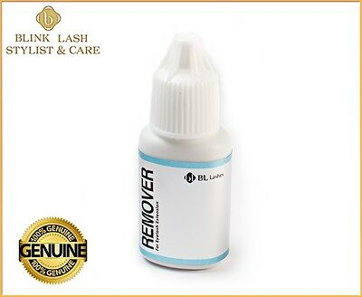 Remover 10ml by Blink Lash Stylist BL to remove glue and extended eyelashes