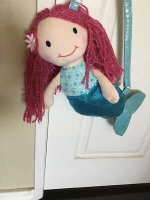 Girls Mermaid Purse Sequins From Claire's Boutique Ariel Ocean Plush