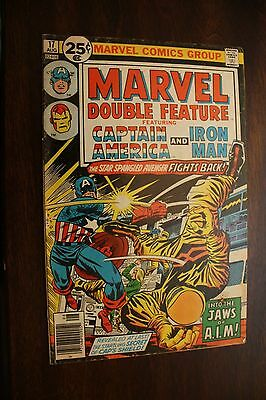 Marvel Double Feature  #17 (1976)