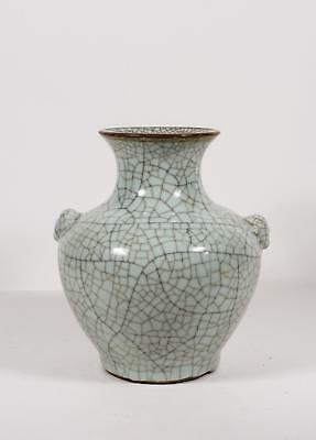 Chinese Ge Type Porcelain Vase