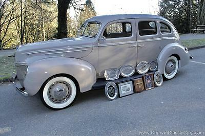 1939 Ford Other V8 Deluxe Sedan. AMAZING UNRESTORED ORIGINAL. 1939 Ford V8 Deluxe Fordor Sedan - AMAZING UNRESTORED ORIGINAL! See VIDEO.