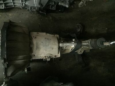 Ford Falcon Au Xr6 Tremec 5speed Gearbox