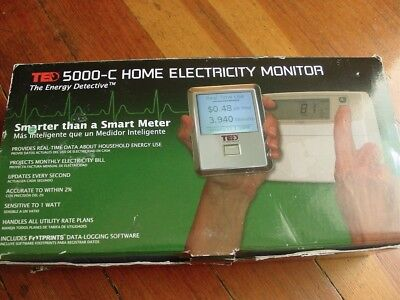 The Energy Detective TED 5000-C Gateway, MTUs, Current Transformers & Display