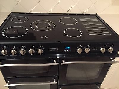 Belling Fse50so Electric Cooker 163 100 00 Picclick Uk