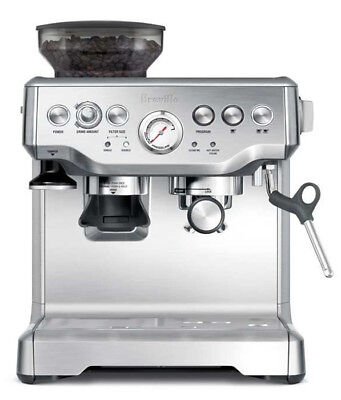 NEW Breville the Barista Express       Coffee Machine - BES870 from Bing Lee