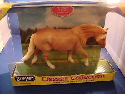 Breyer Classic Collection Chestnut Haflinger Horse #938 BRAND NEW Free Shipping