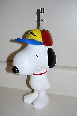 Snoopy Drinking Cup with Straw