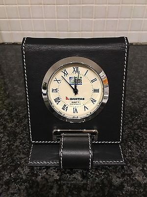 Collectible Qantas Rugby World Cup 2003 Travel Clock