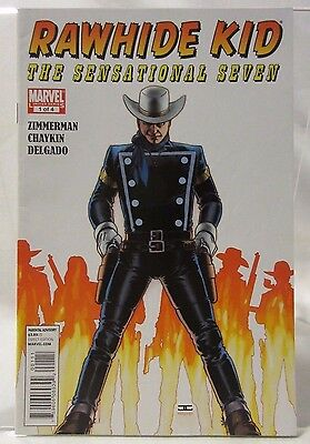THE RAWHIDE KID #1 of 4 THE SENSATIONAL SEVEN (August 2010, Marvel)