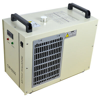 Industrial Water Chiller for CNC/ 80W-130W Laser Engraver  CW5000
