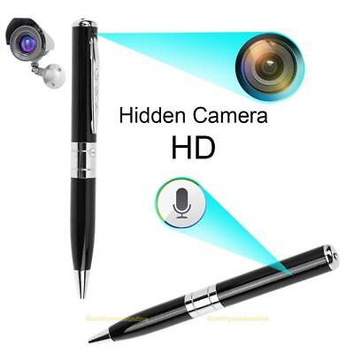 MINI STYLO CAMERA ESPION VIDEO PHOTO AUDIO 32 GO MAX SPY PEN DVR DV Hidden HD