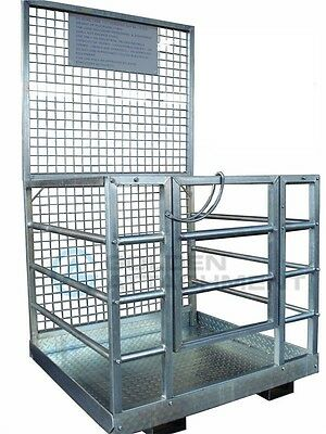 New Forklift Safety Cage Fully Approved - Free Postage Bris, Syd, Adel, Melb