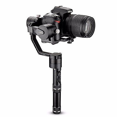 ZHIYUN Crane V-2 3-Axis Stabilizer Gimbal for Mirrorless DSLR Camera 🎥 2017