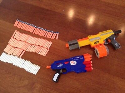 Nerf Guns With Extra Bullets Pick Up North Lakes, Brisbane