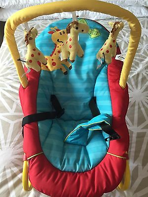 Baby Bouncer Chair - Brand New - Perfect Condition - Unused