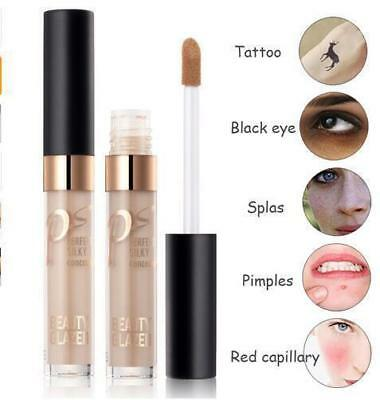 Corrector Waterproof Long Lasting MakeUp Contour Liquid Concealer Cosmetic