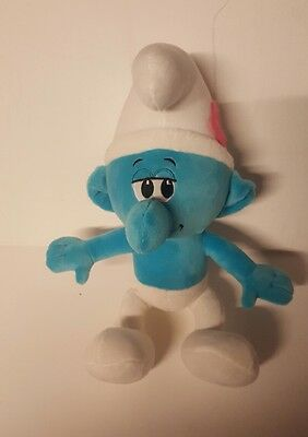 Official Smurf Soft Toy