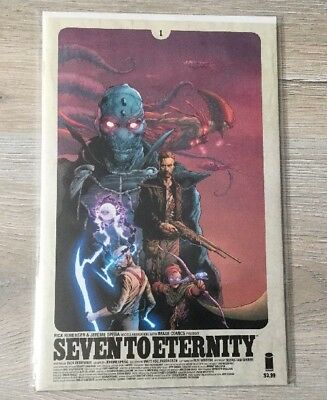 Seven to Eternity #1, first print.