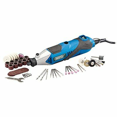 Draper Tools 64062 Multi-Tool Drilling Kit - Blue