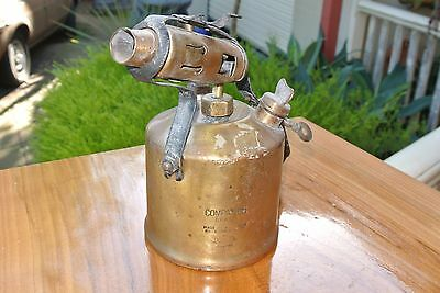 Vintage Blow Torch Brass