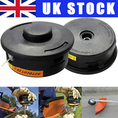 Auto Cut Nylon Line Head Strimmer Lawn Mower Bump Feed Trimmer For FS120 200 250