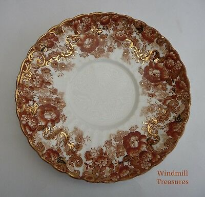 RADFORDS VINTAGE 1930s VICTORIAN REPLACEMENT SAUCER - FAB CONDITION