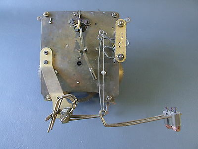 Vintage Kienzle chiming mantel clock movement for repair or spares
