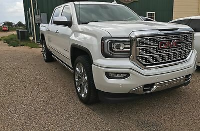 2016 GMC Sierra 1500 DENALI DENALI ULTIMATE PKG.  4WD CREW CAB LOADED