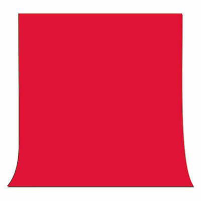 10x20 ft  Red Photo Studio Muslin Backdrop Photography Background