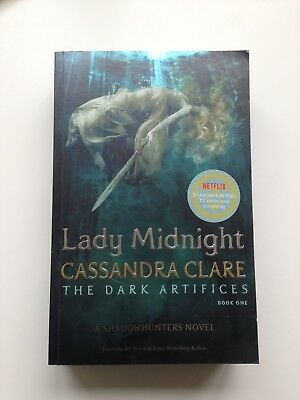 Lady Midnight by Cassandra Clare (Paperback, 2016)