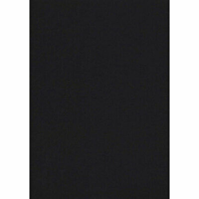 Black Craft Card - Pack Of 8, Craft Supplies, Brand New