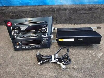 Subaru-Impreza-Legacy-B4-BP5-BL5-mcintosh-amplifier-CD-Player-Center-RARE
