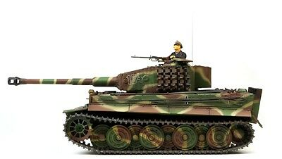 RC 1:24 VS Tank Deutscher Tiger 1 Kampfpanzer Late Version Neu & OVP