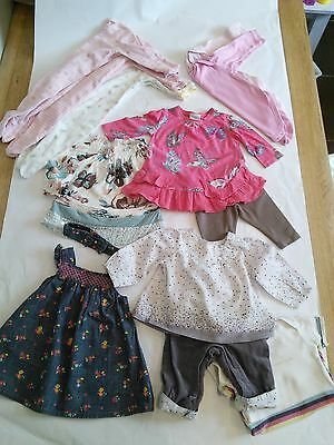 Baby Girls Bundle 3-6 months inc Next