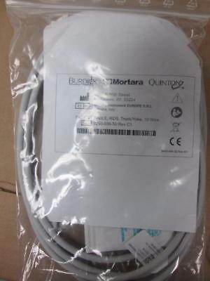Mortara Patient Cable, RDS. Trunk/Yoke 10 Wire Ref. 9293-039-50