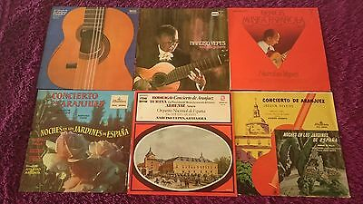 Narciso Yepes , 6  x Vinyl, LP , Album