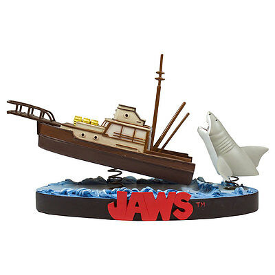 Jaws Great White  Orca Attack Premium Motion Statue 16JFE03