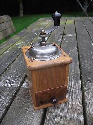 Vintage Armin Trosser Manual Coffee Grinder Mill