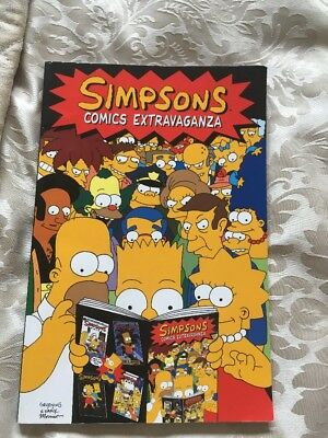 Simpsons Comic Extravaganza