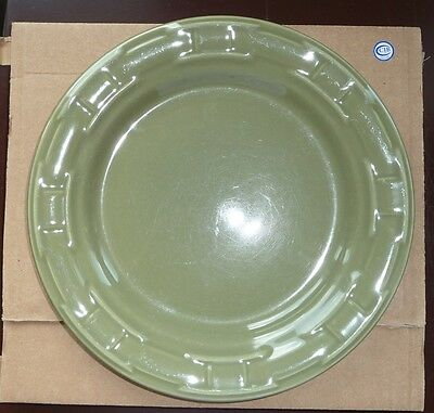Longaberger Woven Traditions Dinner Plate - Sage