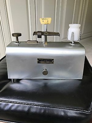 Antique Troemner CREAM TESTING BALANCE SCALE Dairy Agriculture Early 1900s